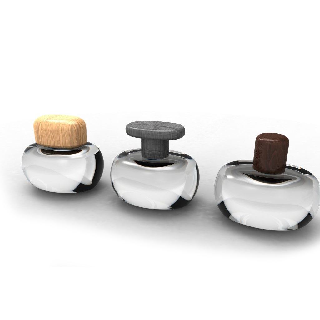 Wood Packaging for Bottles, Beauty, Cosmetic Packaging and