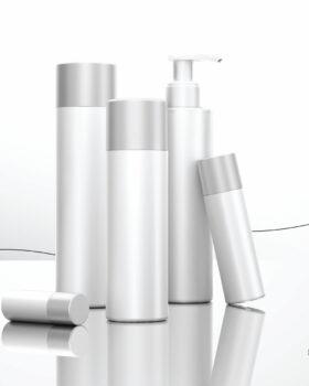 Plastic Bottles, Jars, & Tubes